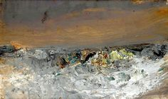 Joan Eardley, 1921-1963 The Sea, No. 6