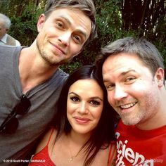 Found a new/old show that i love- Hart of Dixie