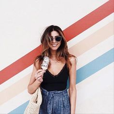 """Kelsey White in """"Holland' Sonix Sunnies #sonixsunnies"""