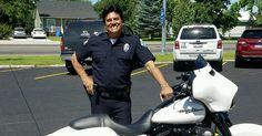 Back on patrol! 'CHiPS' star Erik Estrada becomes real-life police officer Steve Carell, Quentin Tarantino, Leonardo Dicaprio, Brad Pitt, Reserve Police Officer, Kylie Jenner, Chips, Weird News, 40 Years