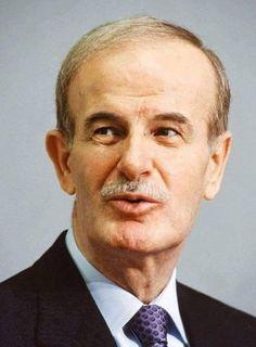 Hafez Al Assad, Presidents
