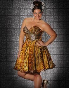 837d945a29d Fabulouss Plus Size 7263F at Prom Dress Shop Beautiful Cocktail Dresses