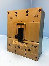 I-T-E Siemens HJ3-F400 400A Circuit Breaker 125 Amp Trip 600V ITE Gould HJ3F400