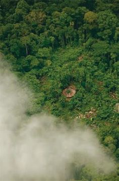 Uncontacted Amazon tribes in Colombia