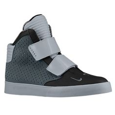 NIKE MENS FLYSTEPPER 2K3 SNEAKER Grey - Footwear/Sneakers 12 Nike