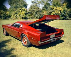 Ford Mustang  Mach 1 Prototype, 1965