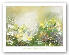 Amazon.com: (31x40) Aleah Koury Meadow Garden IV Art Print Poster: Posters & Prints