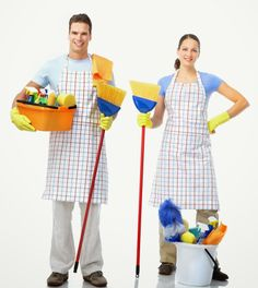 domestic cleaning services W12