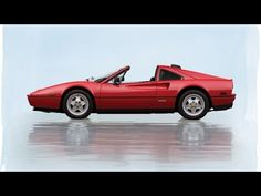 1989 Ferrari 328 GTS for sale - The Andrews Collection