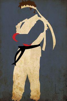 Ryu, Street Fighter