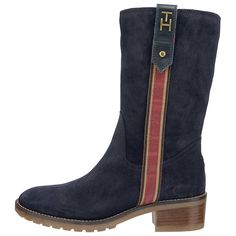 Tommy Hilfiger Whitney Stiefel #boots #shoes #tommyhilfiger
