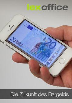 Wie sehen die Zahlungsmittel der Zukunft aus? Wird Bargeld abgeschafft oder ergänzt es nur die anderen Möglichkeiten? http://www.lexoffice.de/blog/die-zukunft-des-bargelds/
