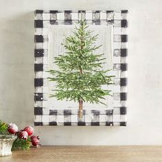 Here are best Black and White Christmas Decoration ideas. These Black and White Christmas decor include Christmas home decor & White & Black Christmas Trees Black Christmas Trees, Christmas Wall Art, Plaid Christmas, Christmas Signs, Rustic Christmas, Christmas Wreaths, Christmas Crafts, Christmas Decorations, Buffalo Check Christmas Decor