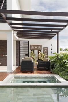 Casa na Barra da Tijuca, RJ | Arquiteta Paola Ribeiro