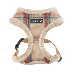 Puppia Kemp Harness-A for Pets, Beige, X-Large ** Wow! I love this. Check it out now!(This is an affiliate link and I receive a commission for the sales) : Cat Collar, Harness, Leash