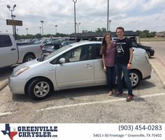 Greenville Chrysler Jeep Dodge Ram Customer Review  Mr. Steve took excellent care of us, and was very easy to work with. Thanks so much!  -Sarah Evans  Thank you, Steve, for helping us find the perfect first car for my little girl!  -Aaron Evans  Sarah And Aaron, https://deliverymaxx.com/DealerReviews.aspx?DealerCode=J122&ReviewId=59927  #Review #DeliveryMAXX #GreenvilleChryslerJeepDodgeRam