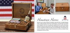 #JustForHim Included in this Hometown Heroes Life Chest is a removable tray perfect for displaying playing cards, poker chips, and intimate keepsakes. It couples as a humidor and sports 4 shot glasses to enjoy a toast of your favorite spirit! #LifeChest #Heroes #CoolGiftIdeas #ManCave #ManCaveIdeas #PerfetGift #Men