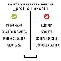 👀 Le immagini sono importanti e questa regola non vale solo su instagram.  📸 Anche su Linkedin, il social network dedicato al mondo dei professionisti, la foto del profilo è il biglietto da visita per eccellenza.   👆 Ecco le regole base perché sia perfetta. 👆 Ma se è vero che anche l'occhio vuole la sua parte, è anche vero che l'estetica non è tutto quello che conta. Per questo oggi trovi nelle nostre Ig stories le 10 regole per ottenere un profilo Linkedin di successo. … Social Network, Success, Instagram