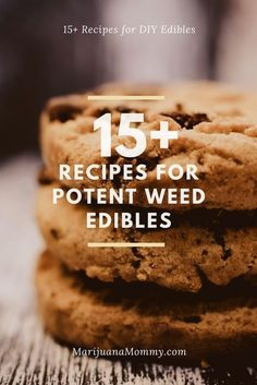 Here are 15 recipes for potent weed edibles that you can make easily at home. If cannabis-infused nuts and no-bake marijuana cookies sound intriguing, try these cannabis edibles recipes. Weed Recipes, Marijuana Recipes, Cannabis Edibles, Cannabis Oil, Drink Recipes, Easy Recipes, Dinner Recipes, Marijuana Butter, Weed Butter