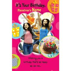 Birthday Card Online Cool Cards Its Your Personalised Personalized