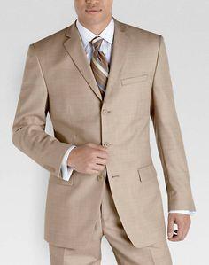 Joseph Abboud Tan Suit
