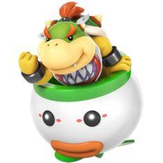 Bowser Jr. in Super Smash Bros. For Wii U