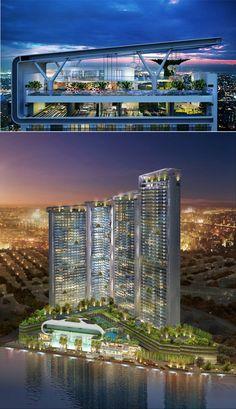 The New Missoni-Designed Luxury Condo Tower in the Philippines