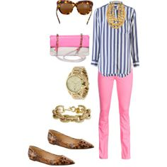 Preppy girl....want this wholeee outfit please :)