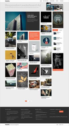 Design #blog is beautifully #design responsive #WordPress theme for every design, visual, photography, freelancer or agency blog website download now➩ https://themeforest.net/item/design-blog-a-minimal-and-creative-blog-theme-for-wordpress/18804757?ref=Datasata