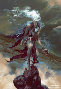 Angels by peter mohrbacher - Album on Imgur
