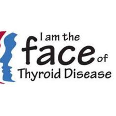 I am the face of Thyroid Disease http://www.youtube.com/user/TheVargasVlogs/about