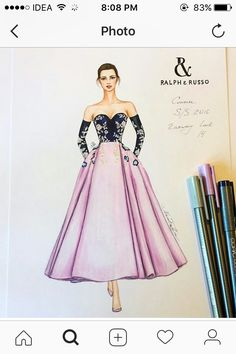 Fashion Ilustration Sketches Dresses Moda 53 Ideas Source by dress drawing Trendy Fashion, Fashion Art, Fashion Models, Fashion Show, Style Fashion, Fashion Model Sketch, Fashion Sketches, Fashion Drawing Dresses, Fashion Dresses