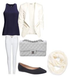 """""""cute"""" by odaraycuba ❤ liked on Polyvore featuring Burberry, H&M, Lane Bryant, Chanel, 2nd Day and Echo"""