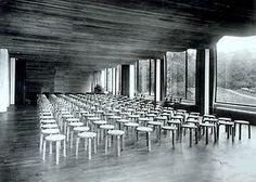빛과 공간 :: 알바알토(Alvar Aalto)