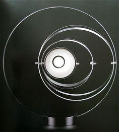 Satelite Lamp -- 1969 / Yonel Lebovici