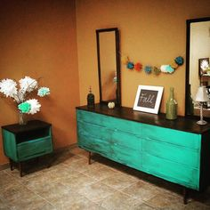 Hey, I found this really awesome Etsy listing at https://www.etsy.com/listing/248325658/mid-century-modern-dresser-2-mirrors-and
