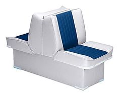 Bass Pro Shops® Deluxe Lounge Boat Seats   Bass Pro Shops  OUR CURRENT SESTS ON THE S.S. SUNDAY