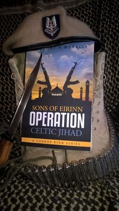 Read the book that #RecepTayyipErdoğan and the #Turkish Government want to be ban. Has it predicted Turkeys expulsion from #Nato and Turkey being dragged into a bloody Civil War in #Syria #SAS #MI5 #MI6 #Russia #ChemicalWeapons #CIA Get in here https://www.amazon.co.uk/Eirinn-Operation-Celtic-Jihad-Conner-ebook/dp/B0776M64JF …