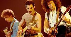 John, Freddie, Brian ❤