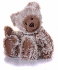 Retired Charlie Bears - MASON
