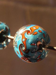 carlees world --- cosmic candies --- Glassbeads