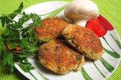 Rozgardiasz kuchenny bez pszenicy: Kotleciki z gotowanej ryby