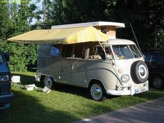 VW bus took us many places in the 70s. We went to Germany to pick up ours in 1971, then toured Europe for 6 weeks with our four young children (ages 5, 7, 9 & 10).