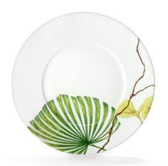 Dessert Plate Palme