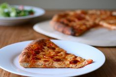 Every since I made this pizza I haven't went back to digiorno pizza or any other brand. This recipe is 100 times better! If you're looking for the perfect pizza w/ the perfect sauce this is it :)