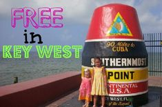 Free Family Fun in Key West, Florida - Traveling Mom