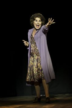 """Imelda Staunton (Momma Rose) in GYPSY at the Savoy Theatre, London 2015. ♡ ★★★★★ """"A near-perfect musical"""" (Arts Desk): www.LOVEtheatre.com/news/100643/Five-star-reviews-for-Imelda-Staunton-in-Gypsy?sid=PIN"""