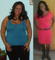 Amazing Health Transformations -16 Girls Who Made Amazing Transformations in the Name of Health (30 Photos)