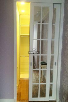 Раздвижные двери из МДФ / Мебель на заказ / Меб Эстет