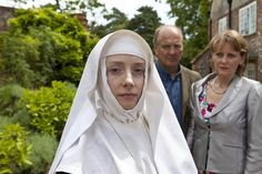 Midsomer Murders - A Sacred Trust - Detailed Synopsis Midsomer Murders, Tv Shows, Nun, Trivia, Art Reference, Trust, Facial, Image, Facial Treatment